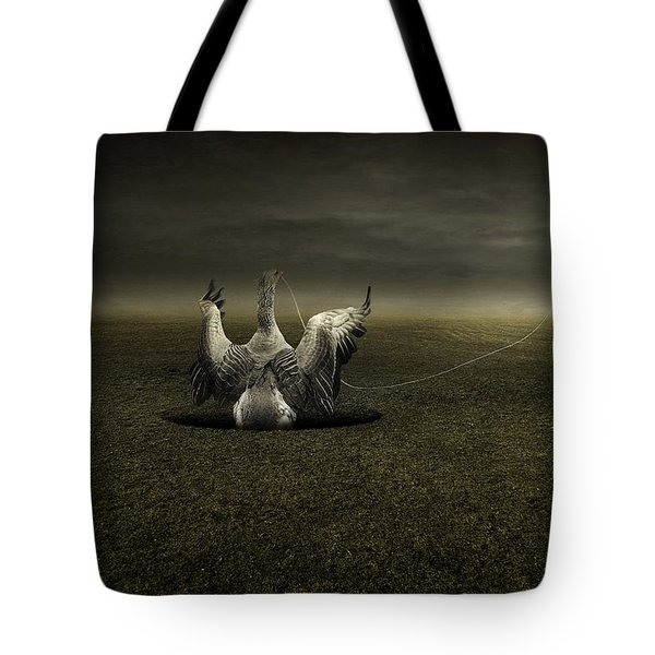 Help On The Way Tote Bag