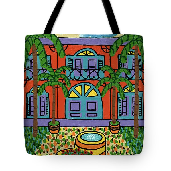 Hemingway House - Key West Tote Bag