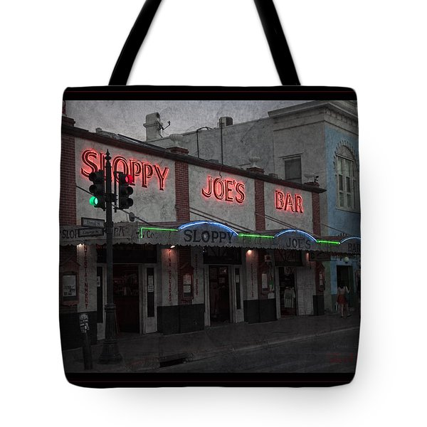 I Heard I Was In Town Tote Bag by John Stephens