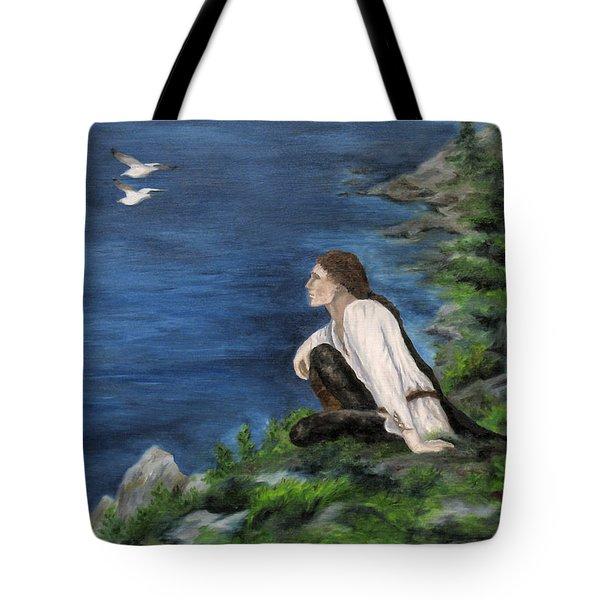 Hemlock Of Mimir Tote Bag