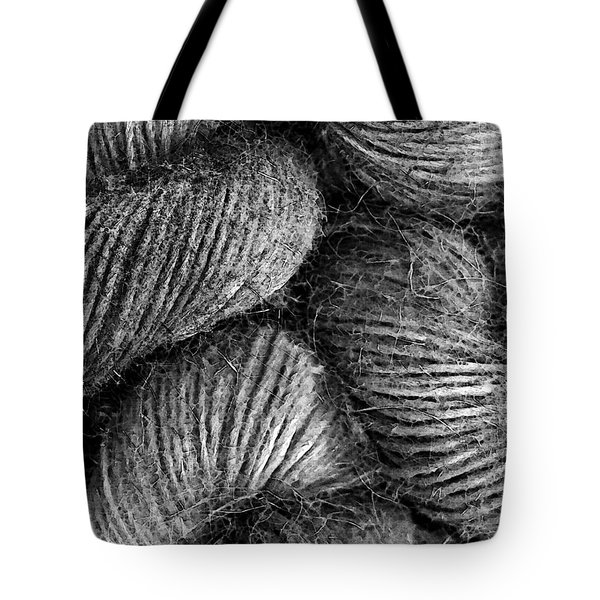 Hemp Curls Tote Bag