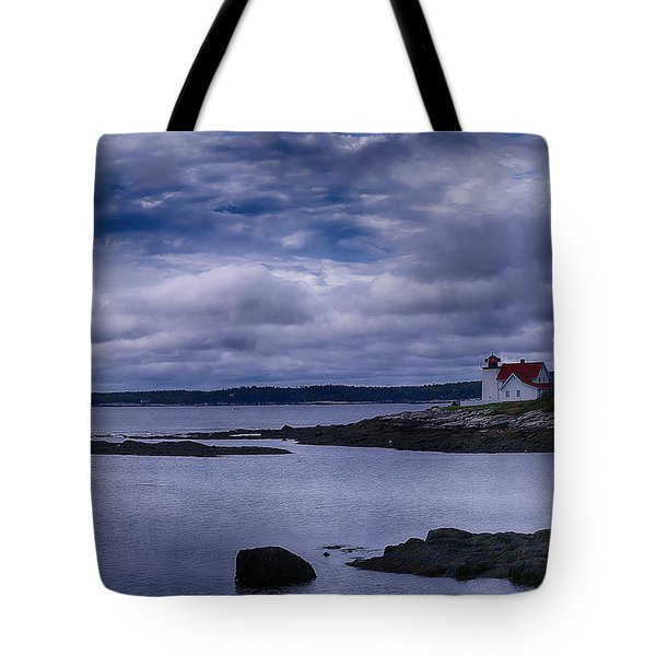 Hendricks Head Light Tote Bag by Jeff Folger