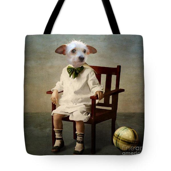 Henri Tote Bag by Martine Roch