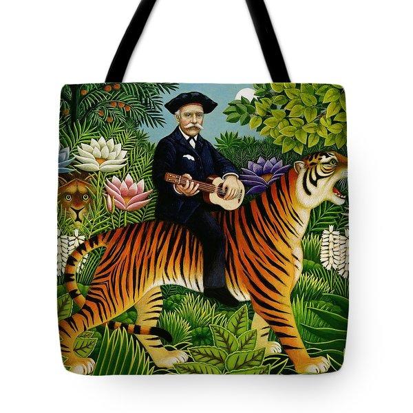 Henri Rousseaus Dream Tote Bag