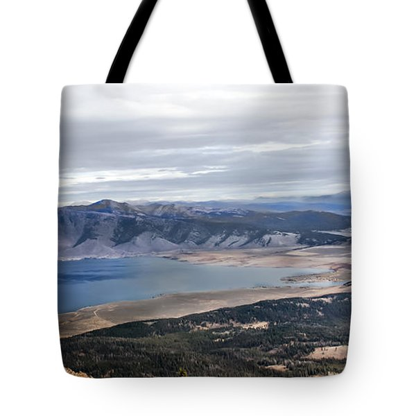 Henry Lake Tote Bag by Robert Bales