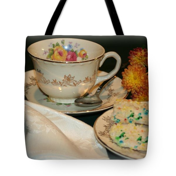 Her Best China Tote Bag