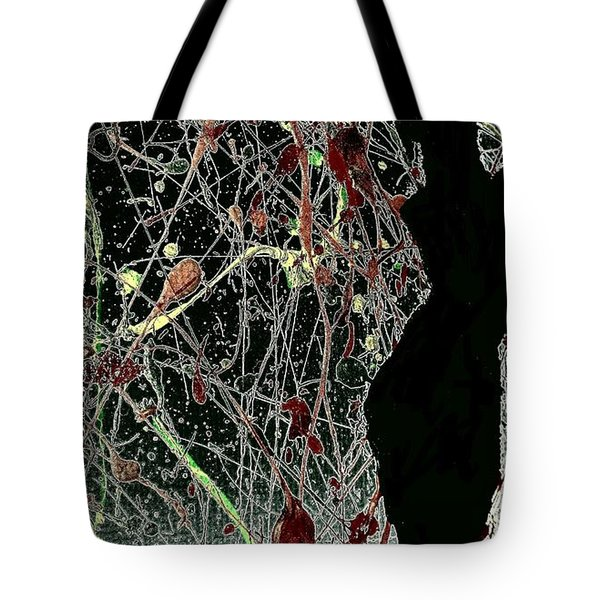 Her Crazy World Tote Bag