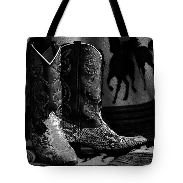 Tote Bag featuring the photograph Her Favorite Pair by Kenny Francis