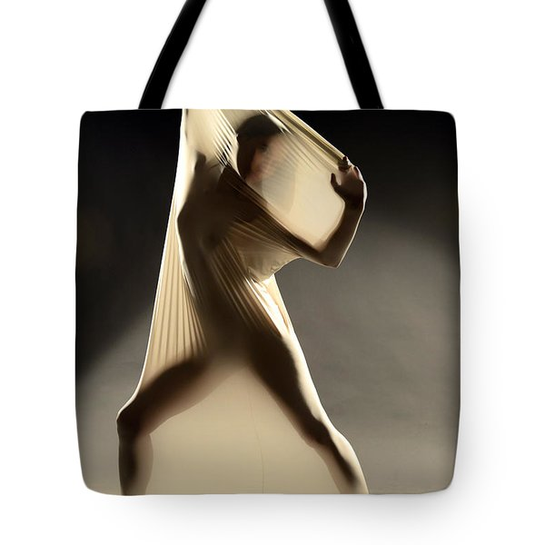 Tote Bag featuring the photograph Her Life Dance 04 by Arik Baltinester