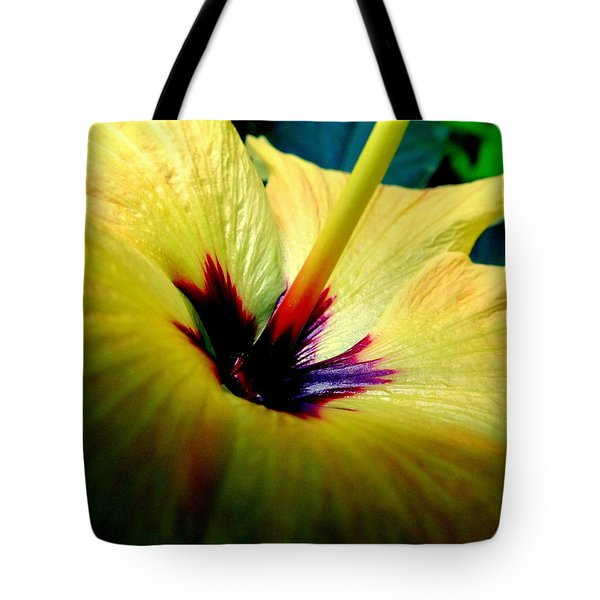Her Majesty Tote Bag by Karen Wiles