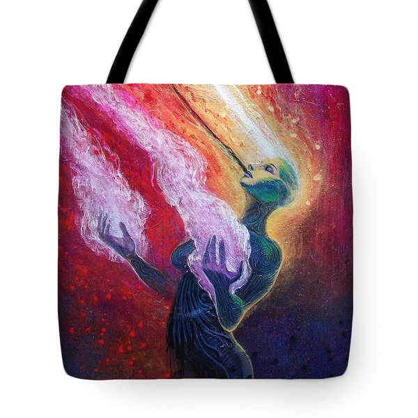 Her Power Is Within Tote Bag