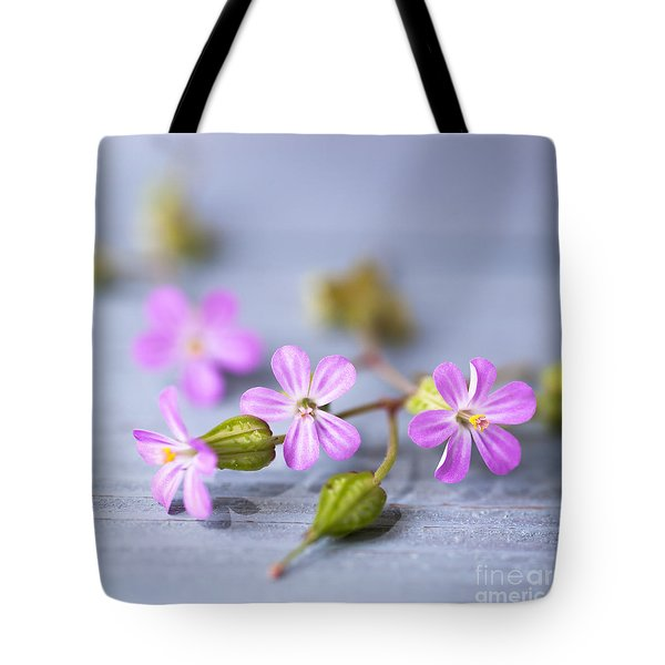Herb Robert Tote Bag