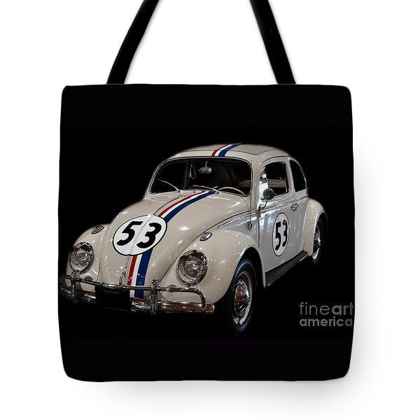 Herbie Tote Bag