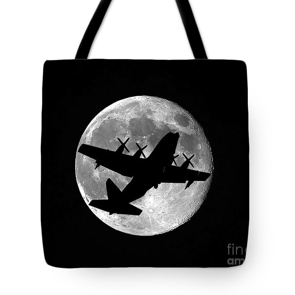 Hercules Moon Tote Bag