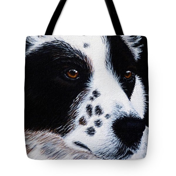 Herding Dog Tote Bag