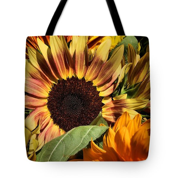 Here Comes The Sun Tote Bag