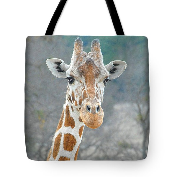 Here's Lookin' At You Tote Bag by Dyle   Warren