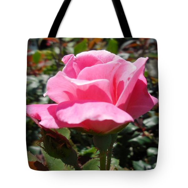 Here's To New Beginnings Tote Bag by Eloise Schneider