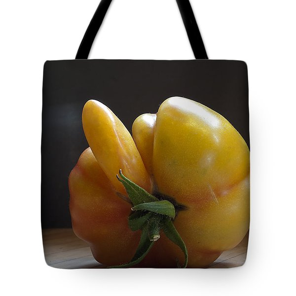 Heres What We Think Tote Bag by Joe Schofield