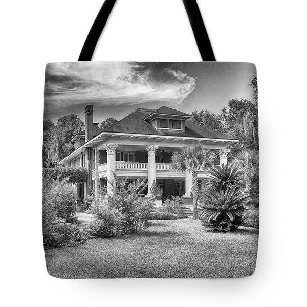 Herlong Mansion Tote Bag