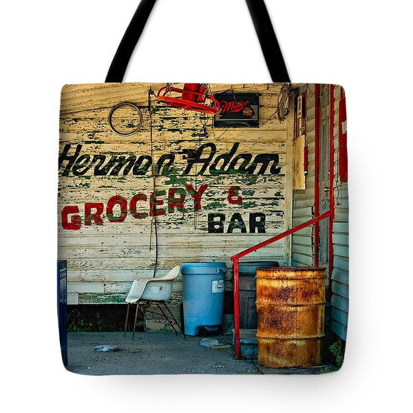 Herman Had It All Tote Bag