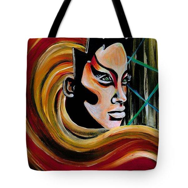 Heroine Tote Bag