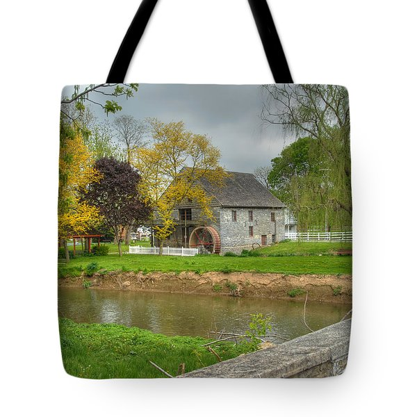 Herr's Mill Tote Bag