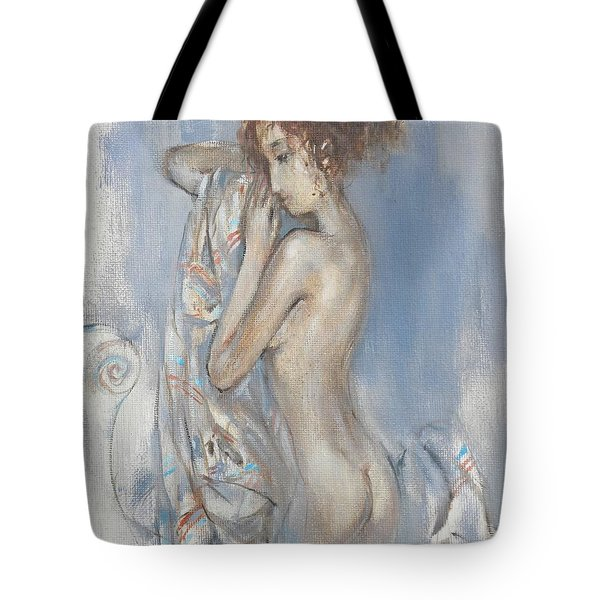 Hetaera Tote Bag