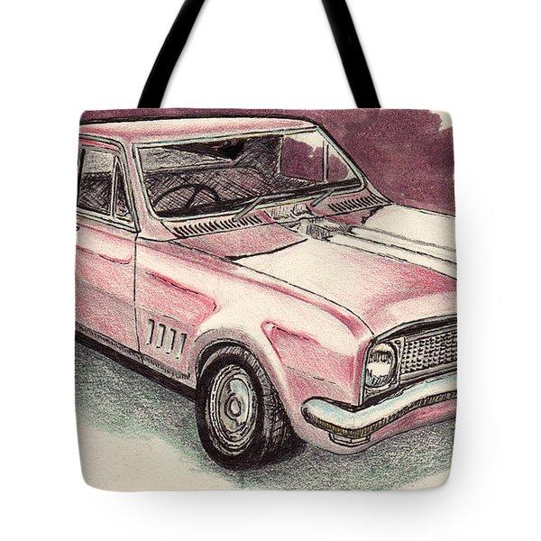 Hg Holden Ute Tote Bag