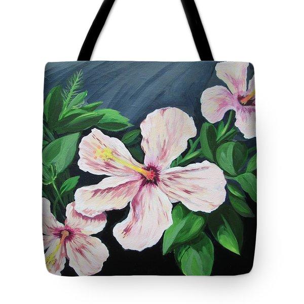 Hibiscus No. 1 Tote Bag