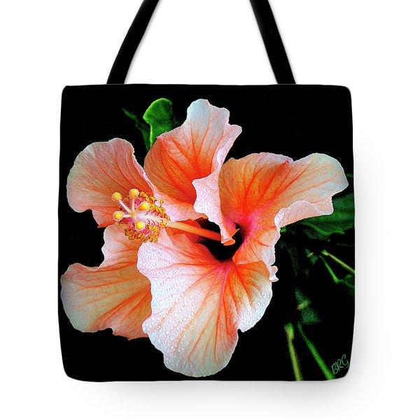 Hibiscus Spectacular Tote Bag