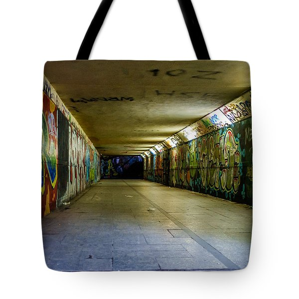 Hidden Art Tote Bag