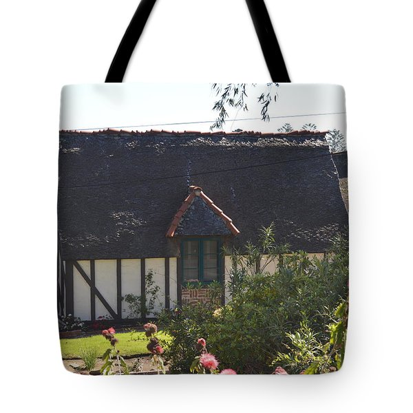 Tote Bag featuring the photograph Hidden For Time by Laurie L