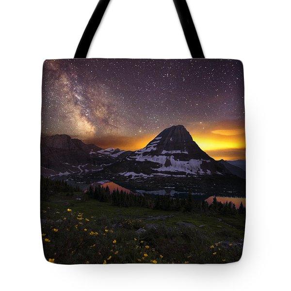 Hidden Galaxy Tote Bag