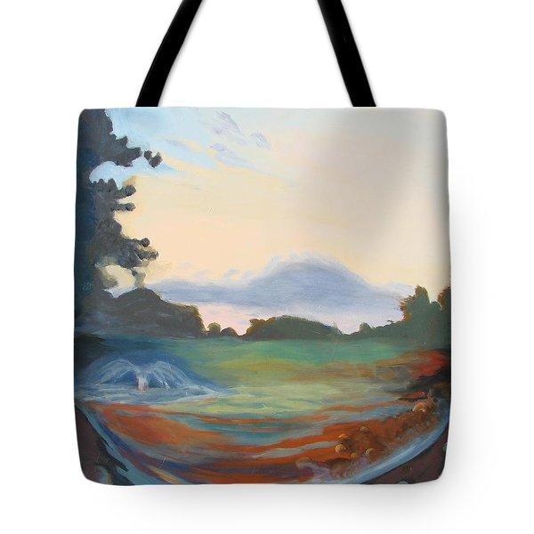 Hidden Landscape Tote Bag