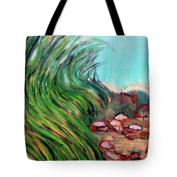 Hidden Tide Tote Bag