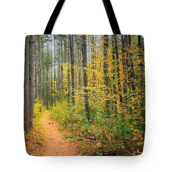 Hidden Valley Tote Bag by Bill Wakeley