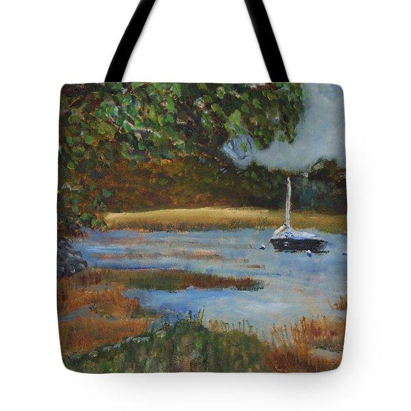 Hospital Cove Tote Bag