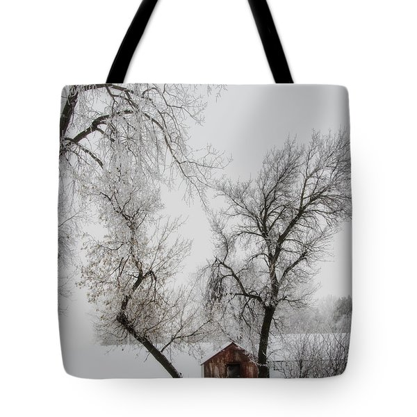 Hide Away Tote Bag