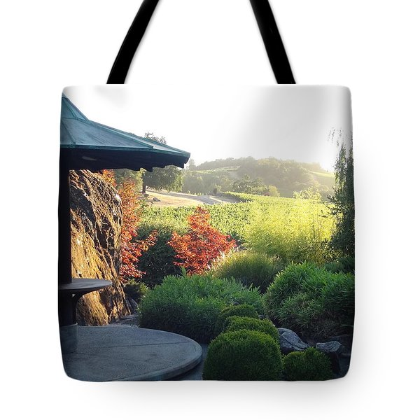Tote Bag featuring the photograph Hide Out 2 by Shawn Marlow