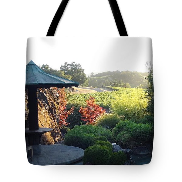 Tote Bag featuring the photograph Hide Out  by Shawn Marlow