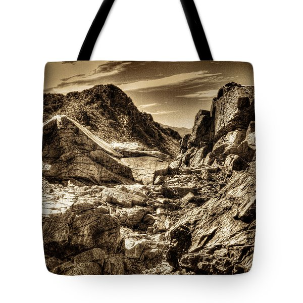 High Country Tote Bag