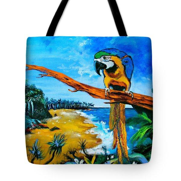 High Esteem Tote Bag