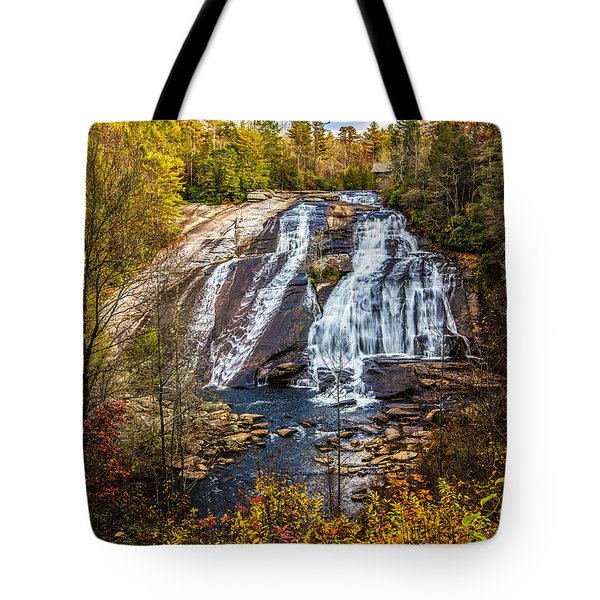 High Falls Tote Bag by John Haldane