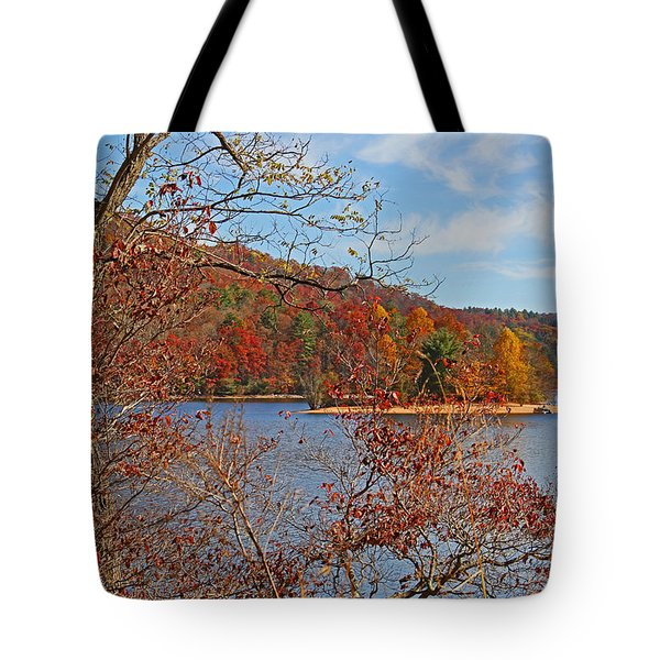 High On The Mountain Tote Bag by HH Photography of Florida