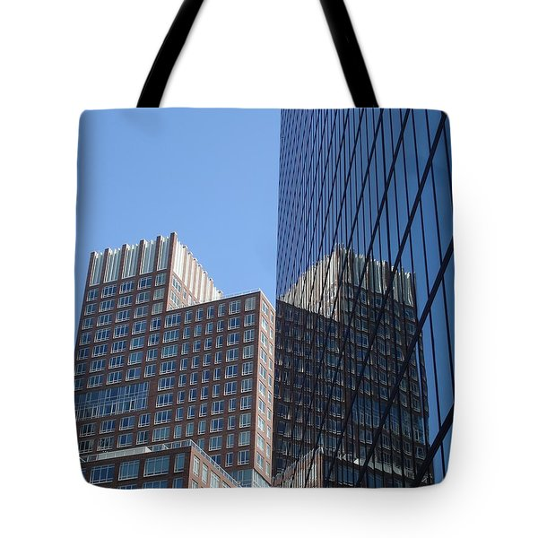 High Rise Reflection Tote Bag