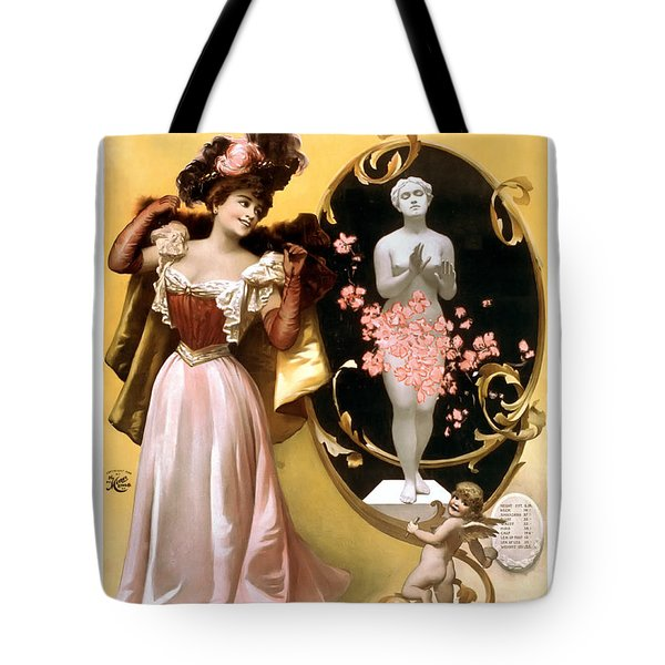 High Rollers Tote Bag by Terry Reynoldson