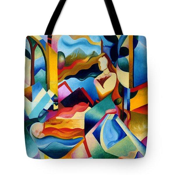 High Sierra Tote Bag