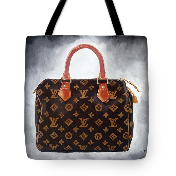 High Society Tote Bag by Rebecca Jenkins