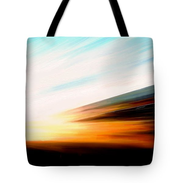 High Speed 6 Tote Bag